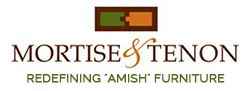 The Mortise and Tenon - Logo