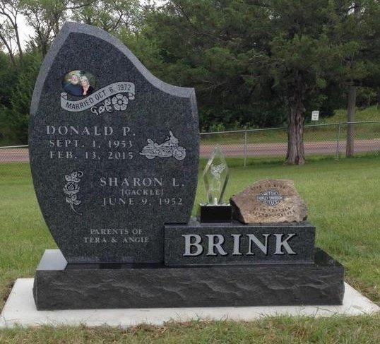 double unit memorial