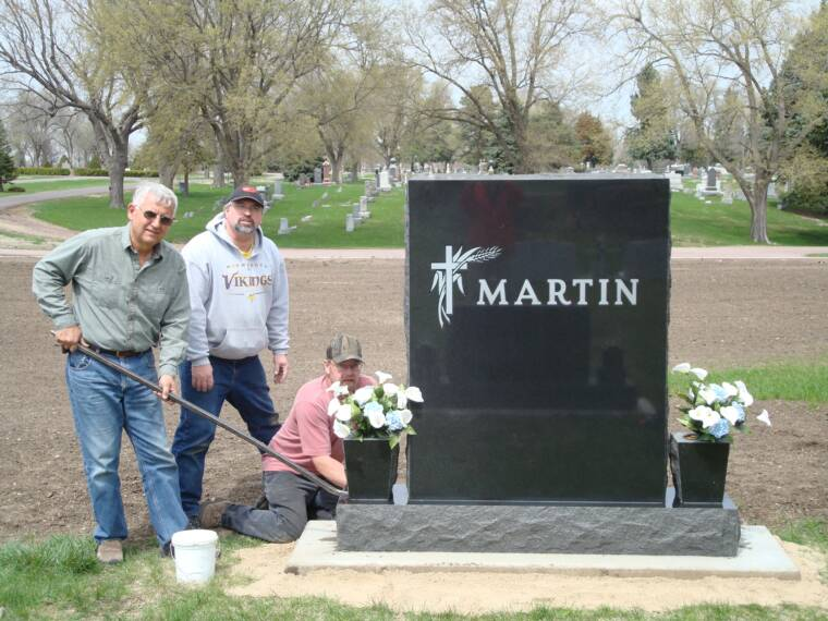 installed memorial