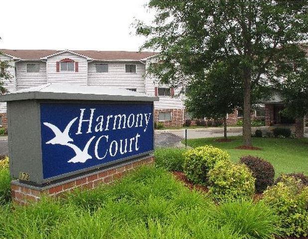 Harmony Court Independent Living logo